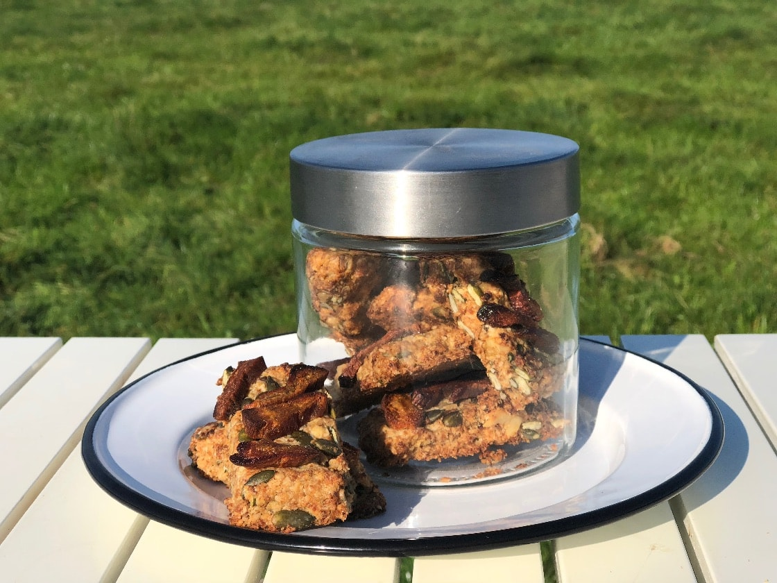 Energy bars The Nuthouse Recept
