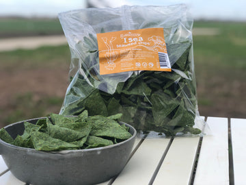 I SEA SEAWEEDCHIPS XXL bag