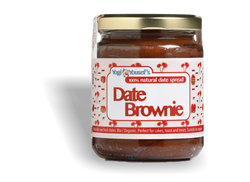 Dadelspread Date Brownie