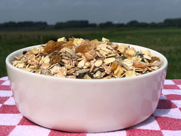 The Nuthouse Muesli