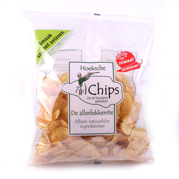 Hoeksche Chips Sweet Chili - seizoenssmaak