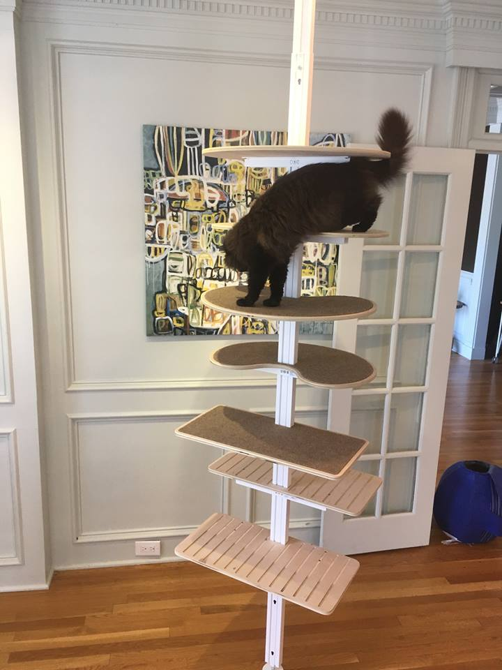 DIY Ikea Cat Tree
