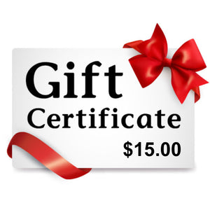 Groovy DC Gift Certificates