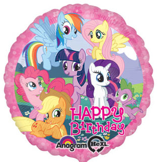 Happy Birthday - Mylittle pony