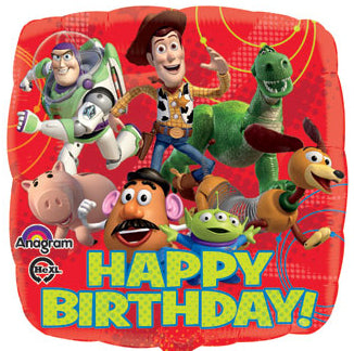Happy Birthday - Toy story