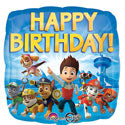 Happy Birthday - Paw patrol