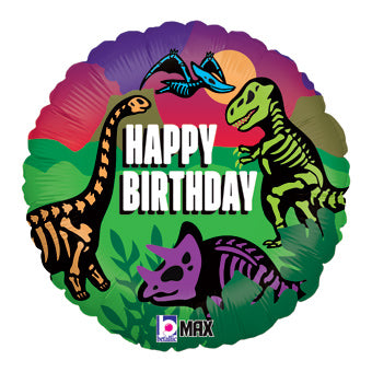 Happy Birthday - Jurassic