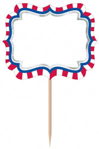 Tableware - Party pick patriotic