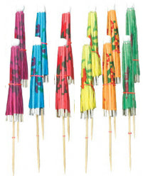 Tableware - Party pick umbrellas