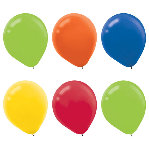 Bag of 15 Latex Balloons