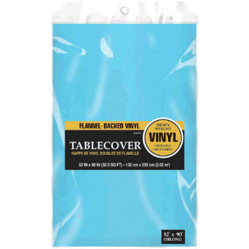 Caribbean Blue Table Cover