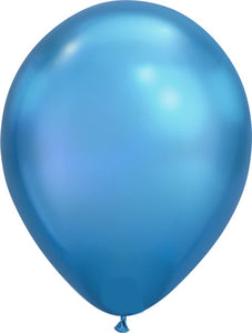 Chrome blue - Latex balloon