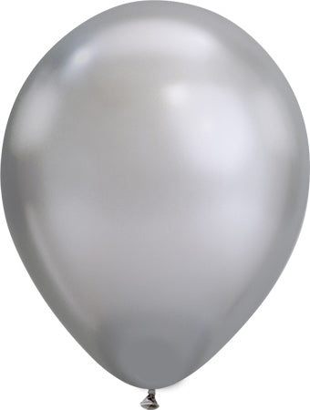 Chrome silver - Latex balloon