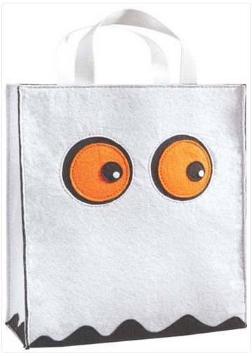Trick or Treat Bag - Ghost