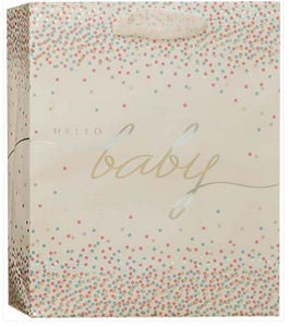 Baby Confetti - Medium Tote bag