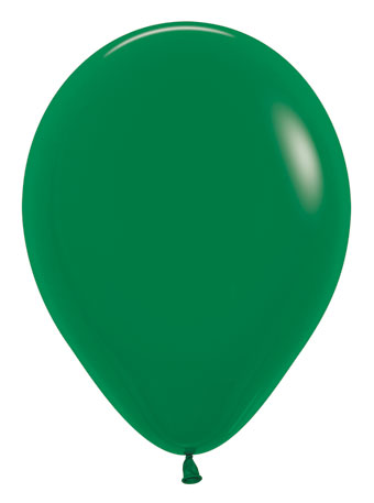 Forest green - Latex balloon
