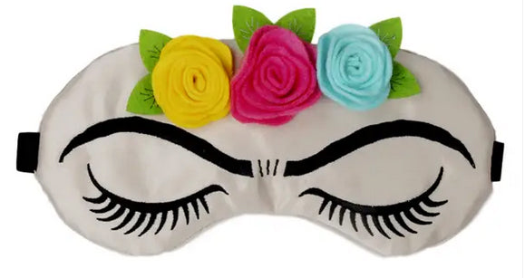 Sleep mask - Frida Khalo