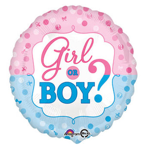Gender reveal - Girl or Boy?