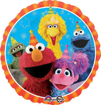 Happy Birthday - Sesame Street Fun
