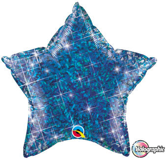 Holographic Blue Star