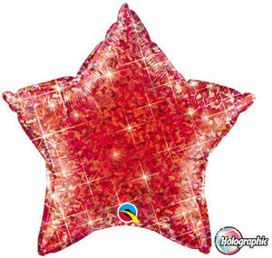 Holographic Red Star