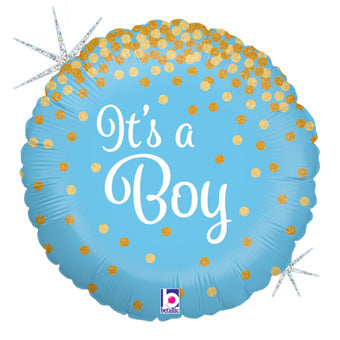 It's a Boy - Holographic