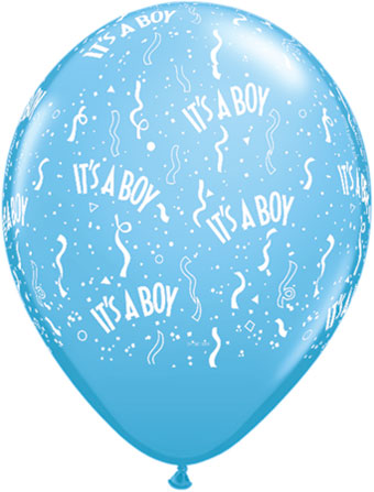 It's a boy - Latex balloon