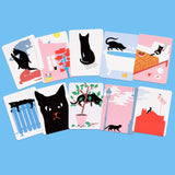 Le Chat Noir Boxed Notecards
