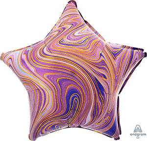 Marblez Purple Star