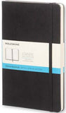 Black Dotted Notebook Hard Cover