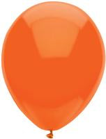 Orange - Latex balloon