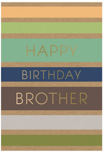 Birthday - Brother