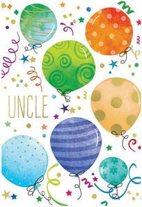 Birthday - Uncle