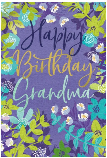 Birthday - Grandmother