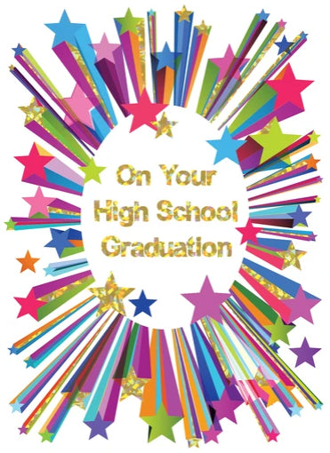Graduation - High school