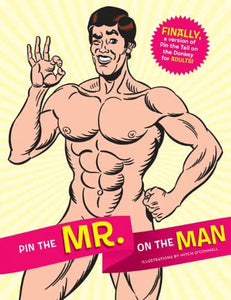 Game - Pin the Mr. on the Man