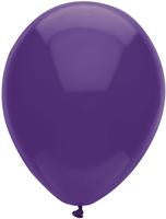 Purple - Latex balloon