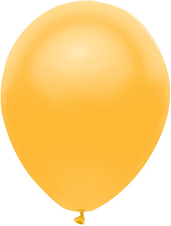 Radiant Gold - Latex balloon