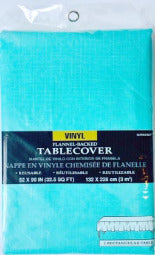 Robbins Egg Blue Table Cover