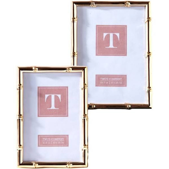 Gold Rose Frame