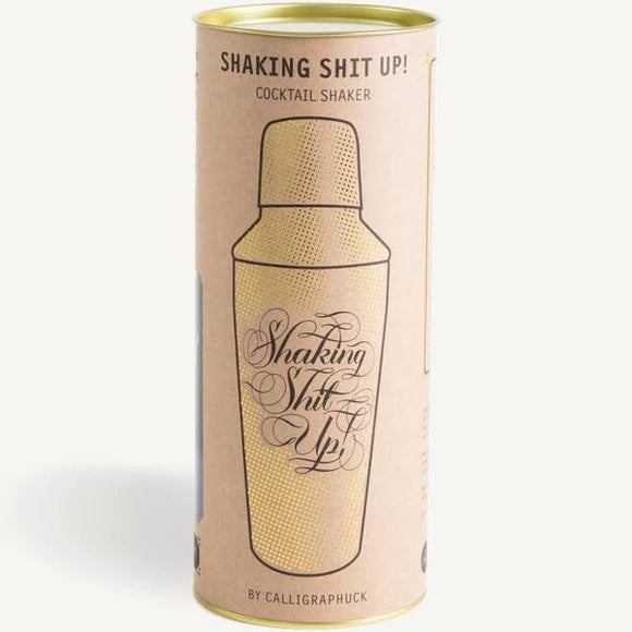 Shaking Things Up! Shaker