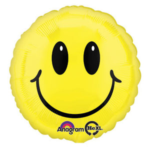 Smiley Face Yellow