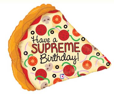Supreme Happy Birthday