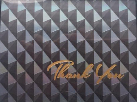 Black Pyramids - Thank you boxed notes