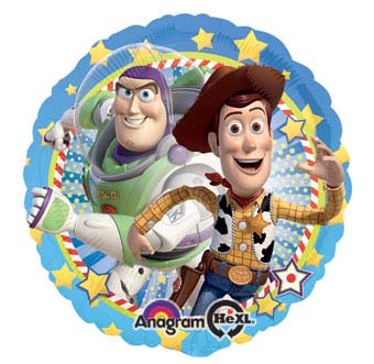 Toy Story - Woody & Buzz Lightyear