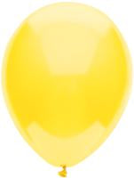 Yellow - Latex balloon