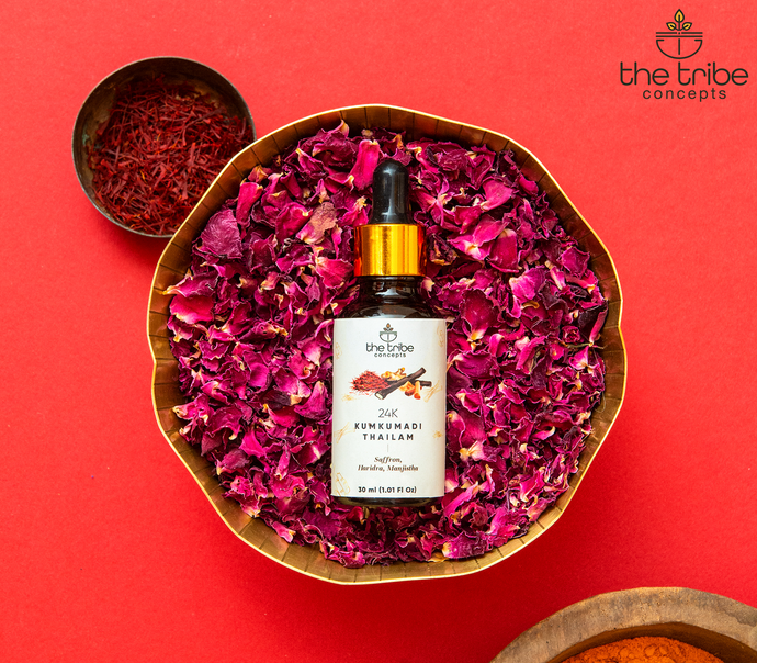 The Ultimate Golden Elixir For Your Skin - 24K Kumkumadi Thailam