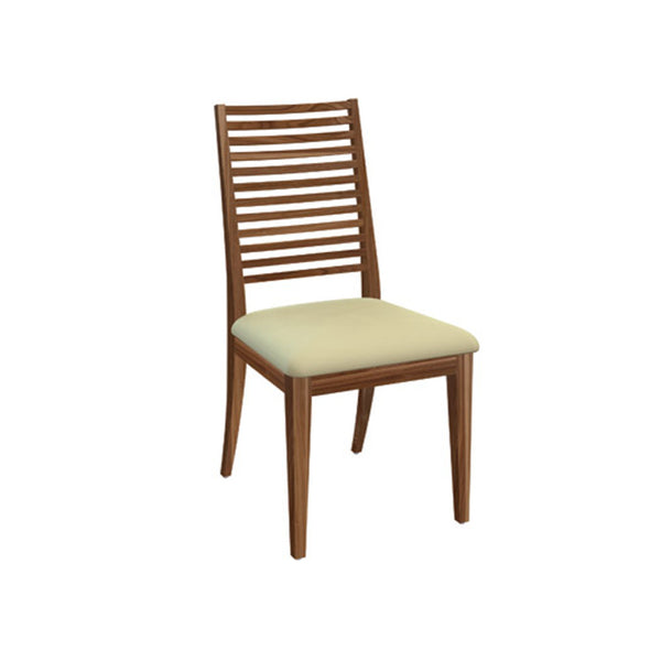 Dinec 0010 Walnut Dining Chair