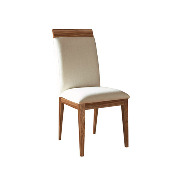 Dinec 0430 Walnut Dining Chair
