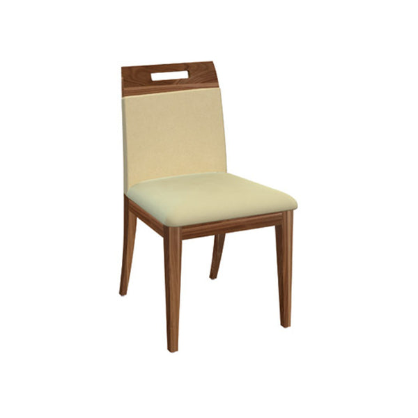 Dinec 0440 Walnut Dining Chair